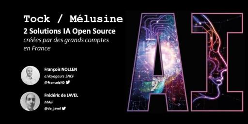 Tock & Mélusine @ AI Paris 2020