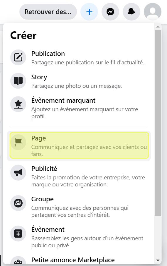 Créer une page partie 2