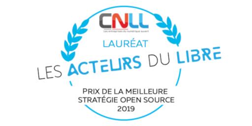 Lauréat LesActeursDuLibre 2019